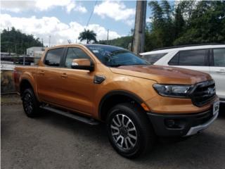 Ranger Lariat 2019 nueva en Liquidacion  , Ford Puerto Rico