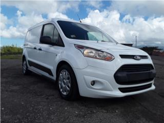 Ford Transit Connect XLT LWB Cargo Van 2016, Ford Puerto Rico