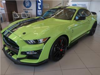 Ford Mustang 2020 Shelby 500 grabel lime, Ford Puerto Rico