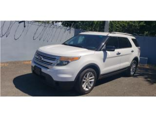 2013 FORD EXPLORER , Ford Puerto Rico