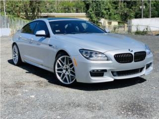 BMW 650 GRAN COUPE || M PACKAGE || PANORAMIC , BMW Puerto Rico