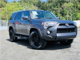 TOYOTA 4RUNNER || TRD WHEELS || CAMARA, Toyota Puerto Rico