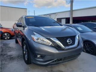 NISSAN MURANO 2016 GRAYS, Nissan Puerto Rico