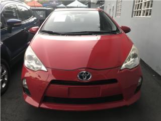 2012 Toyota Prius C puerto rico