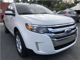 FORD EDGE SEL 2013 PIEL, BLUETOOTH, , Ford Puerto Rico
