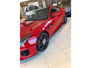 Jaguar F Type, Jaguar Puerto Rico