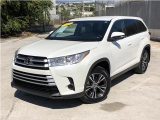TOYOTA HIGHLANDER 2019 ¡FAMILIAR!, Toyota Puerto Rico