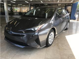 Toyota Prius híbrido 2018, Toyota Puerto Rico