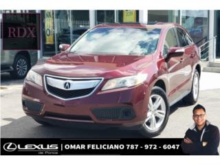 ACURA RDX | CERTIFIED | PRE-OWNED, Acura Puerto Rico