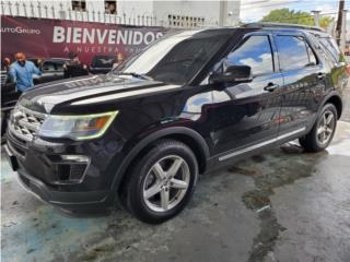 FORD EXPLORER XLT, Ford Puerto Rico