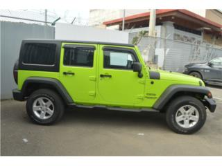 2013 Jeep Wrangler Unlimited Sport, T3518609, Jeep Puerto Rico