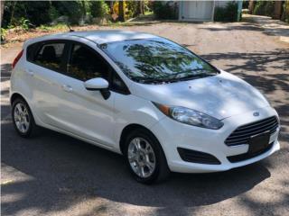 FORD FIESTA 2015 AUTOMATICO 39MIL MILLAS , Ford Puerto Rico