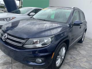 TIGUAN 2015, Volkswagen Puerto Rico