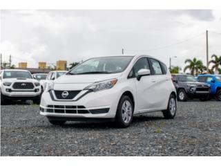 Nissan - Versa Note Puerto Rico
