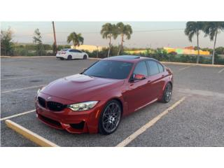 M3 Competition Package, BMW Puerto Rico