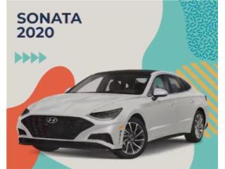 HYUNDAI SONATA 2020, Hyundai Puerto Rico