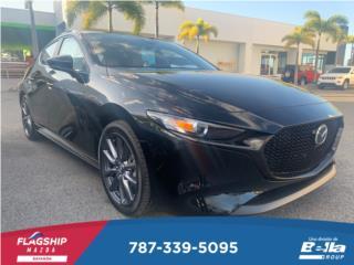 Mazda 3 2019 HB interior en crema ! , Mazda Puerto Rico