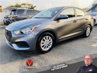 HYUNDAI ACCENT SE 2019, Hyundai Puerto Rico
