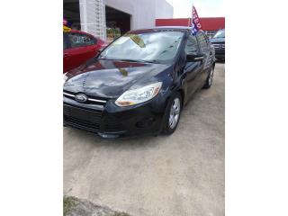 2013 FORD FOCUS, Ford Puerto Rico