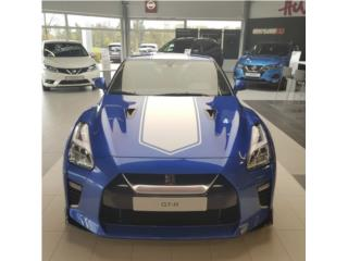 LEYENDA ABSOLUTA >> GT-R 50th Anniversary <<, Nissan Puerto Rico