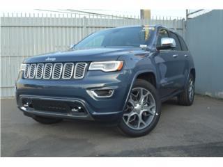 2020 Jeep Grand Cherokee, Jeep Puerto Rico