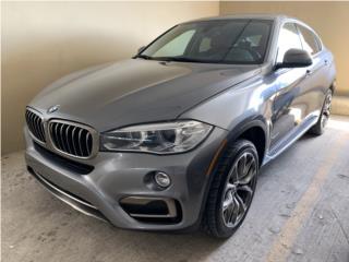 2016 BMW X6 Sport Premium M Pkg, BMW Puerto Rico