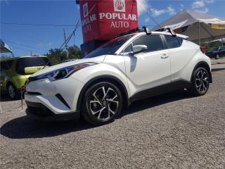 TOYOTA C-HR  2019  5 mil millas, Toyota Puerto Rico