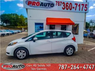 NISSAN VERSA NOTE 2019 FULL LABEL, Nissan Puerto Rico