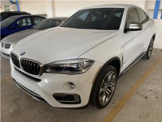 2015 BMW X6 Premium Sport, Solo 47k millas!, BMW Puerto Rico