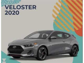 HYUNDAI VELOSTER 2020, Hyundai Puerto Rico
