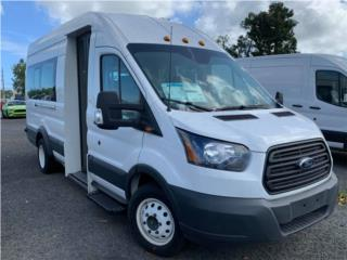 FORD TRANSIT 350 HD 14 Passenger, Ford Puerto Rico