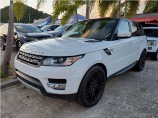 Range Rover Sport 2015 ESPECTACULAR!!!, LandRover Puerto Rico