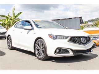 2018 Acura TLX 3.5 SH-AWD w/A-SPEC Pkg , Acura Puerto Rico