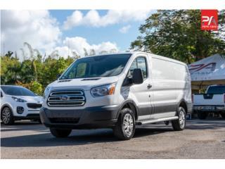 Ford - Transit Cargo Van Puerto Rico