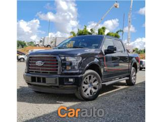 2016 FORD F-150 Lariat , Ford Puerto Rico