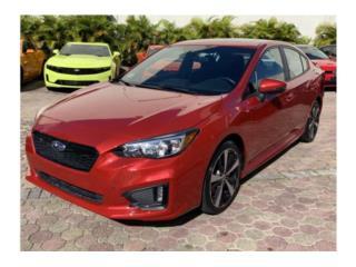2018 Subaru Impreza Sport AWD Solo 962 millas, Subaru Puerto Rico