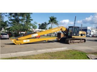 CATERPILLAR 320DL 2010, Equipo Construccion Puerto Rico