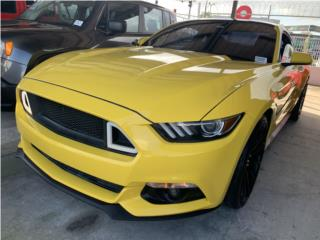 Ford Mustang, Ford Puerto Rico