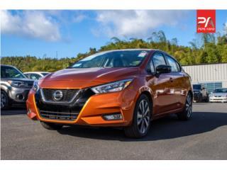 2021 NISSAN VERSA S  Bono $1,000 , Nissan Puerto Rico