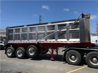 2020 Warren WRDT-AS Aluminum Dump Trailer, Otros Puerto Rico