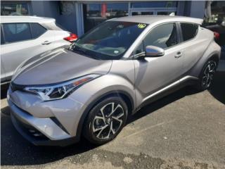 TOYOTA CHR AUTO CREDIT PROGRAM, Toyota Puerto Rico