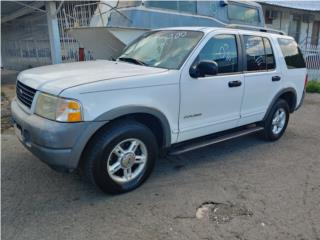 Ford Explorer 2002, Ford Puerto Rico
