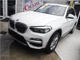 BMW X3 X-DRIVE 30I EQUIPADA!, BMW Puerto Rico