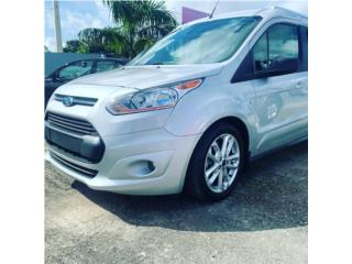 Ford Transit Conect XLT desde #349.00 mensual, Ford Puerto Rico