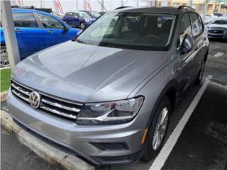 VW Tiguan 2019 con solo 1355 millas, Volkswagen Puerto Rico