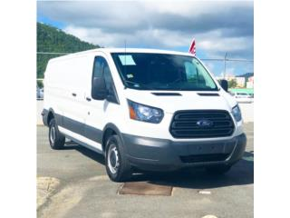 FORD TRANSIT T250 2018, Ford Puerto Rico