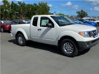 NISSAN FRONTIER 2019, Nissan Puerto Rico