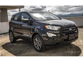 Ford EcoSport S 4dr Crossover, Ford Puerto Rico