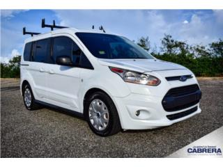 2016 Ford Transit Connect Wagon XLT, Ford Puerto Rico