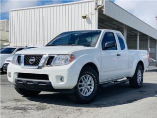   2016 NISSAN FRONTIER SV   $269.00 MENSUAL, Nissan Puerto Rico